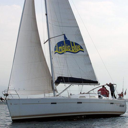 Scuola di vela a Milazzo