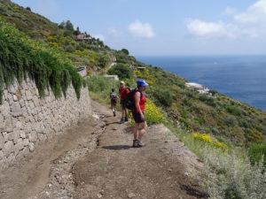 Trekking Lipari
