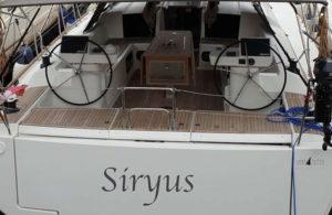 Dufour 520 SL Sirius