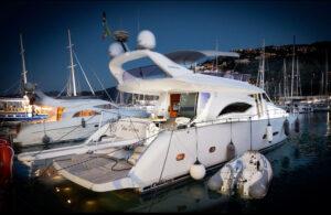 Yacht charter Portorosa EolieRaffaelli Ontera